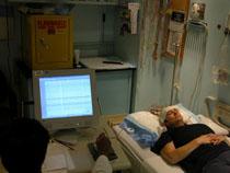EEG reading