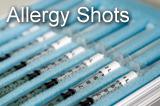 Allergy shots