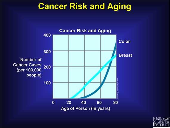 cancer risk aging