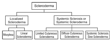 Scleroderma Types